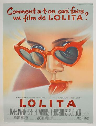 Lolita 1962 French Grande