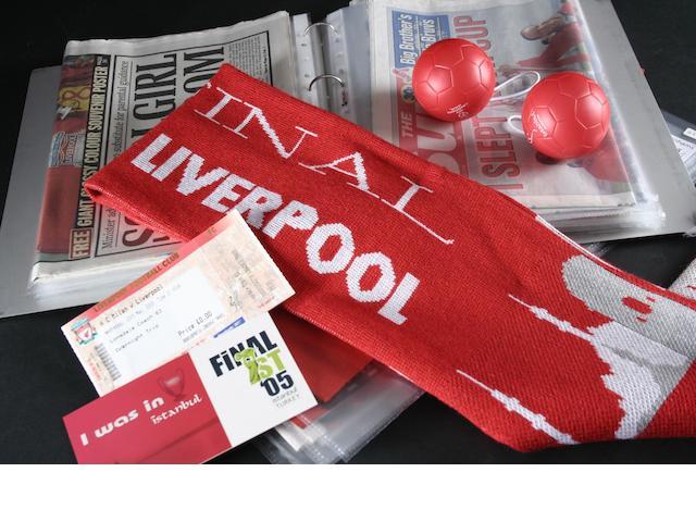 2005 European Cup Final Istanbul