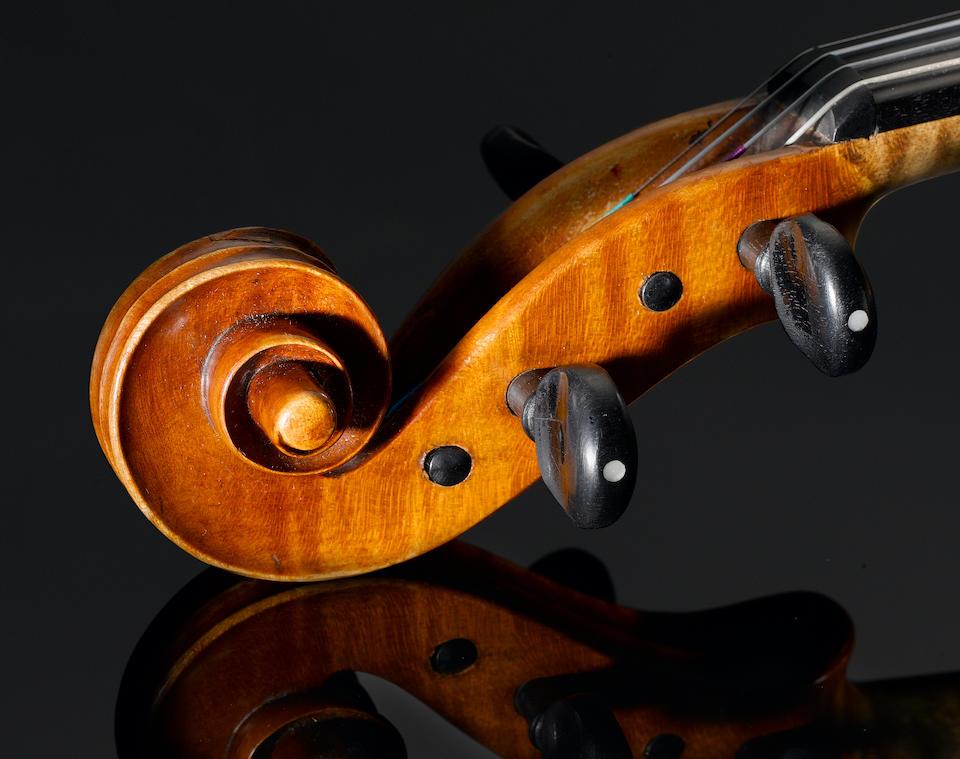 A good Italian Violin by Eugenio Degani Venice 1894