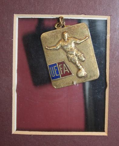 European Cup Winner's Cup Medal, 1963