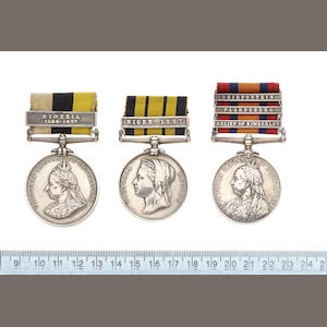 Three to Corporal E.Chambers, Royal Horse Artillery,