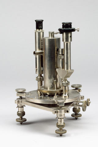 A Holweck-Lejay Gravimeter, French, 1930's,