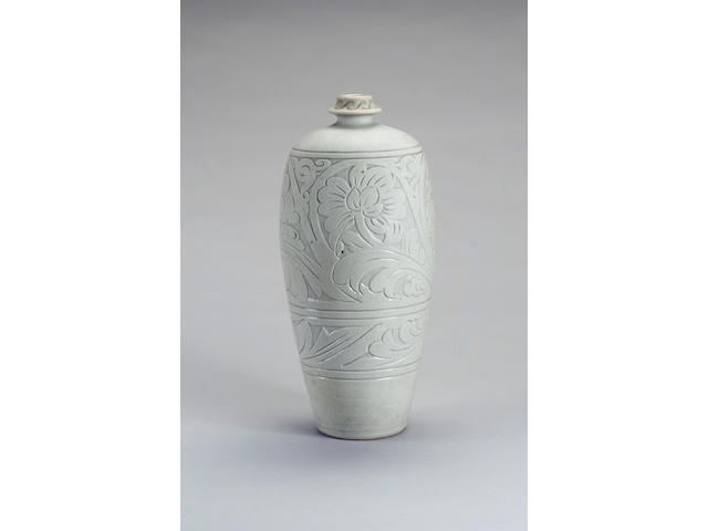 Charles Vyse an important large Vase, 1930 Height 34cm (13 3/8in.)