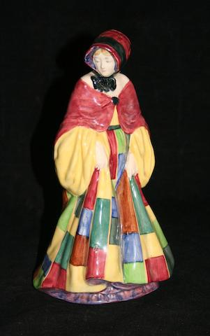 Figurines A Royal Doulton figure The Parson's Daughter
