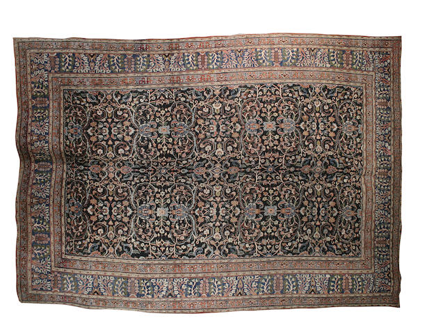 A Khorrasan carpet North East Persia, 516cm x 360cm