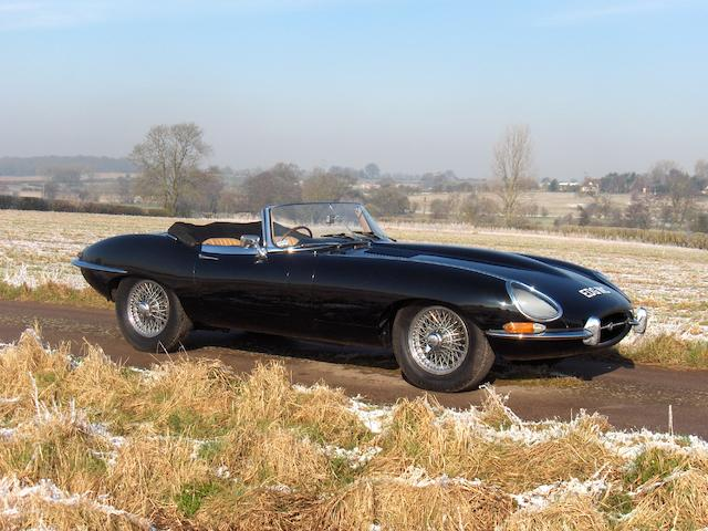 1965 Jaguar E-Type Series 1 4.2-Litre Roadster  Chassis no. 1E1325 Engine no. 7E4518-9