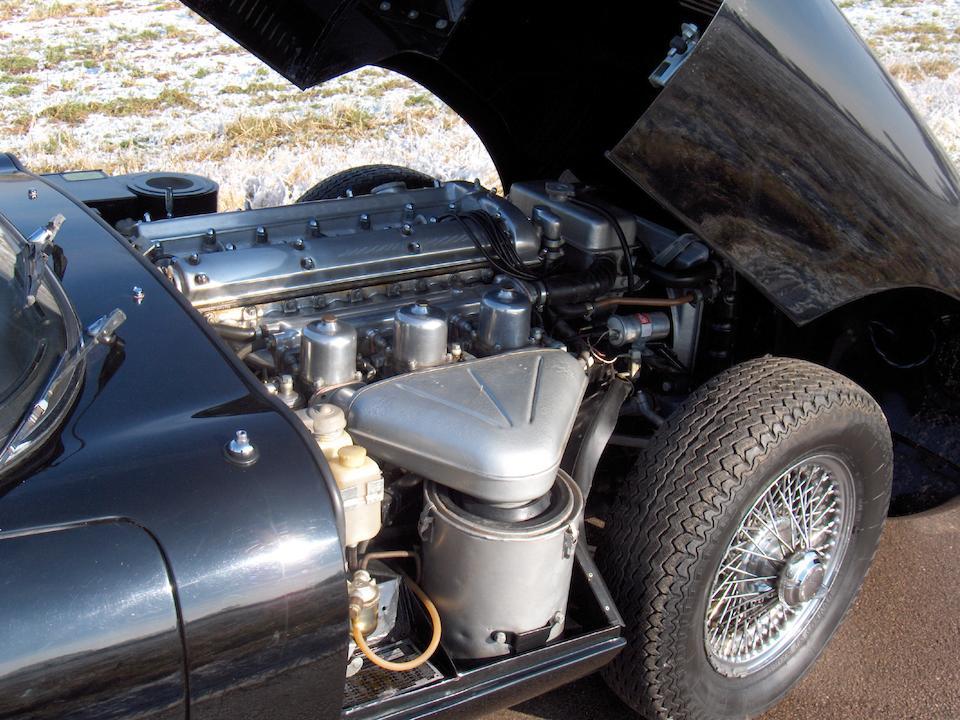 1965 Jaguar E-Type Series 1 4.2-Litre Roadster  Chassis no. 1E1325 Engine no. 7E4518-9