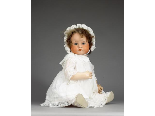Rare S.F.B.J 252 character baby, circa 1910