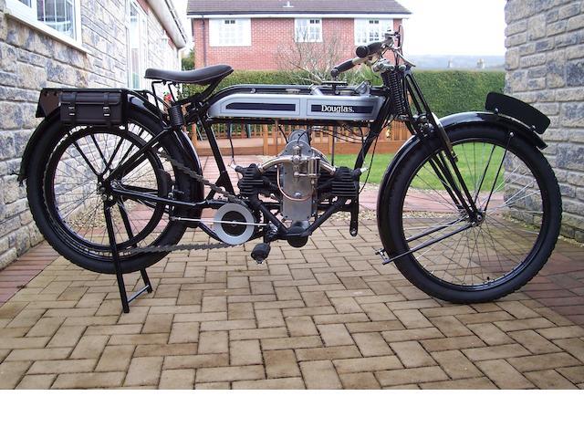 1922 Douglas 2 3/4,