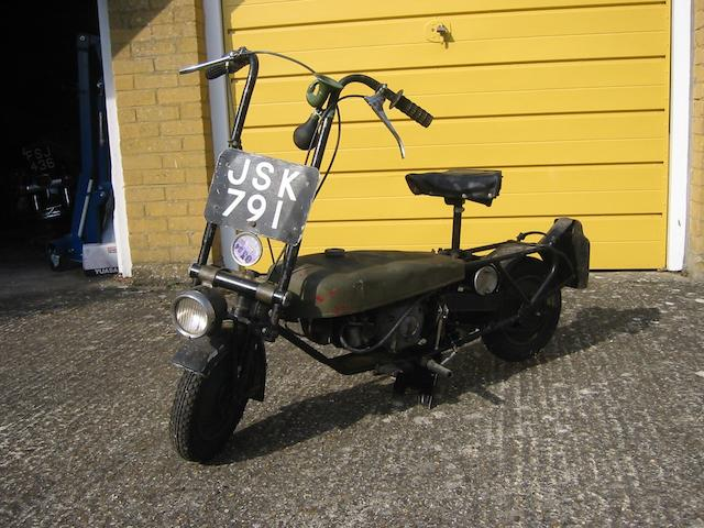 1948 Brockhouse Corgi 98cc