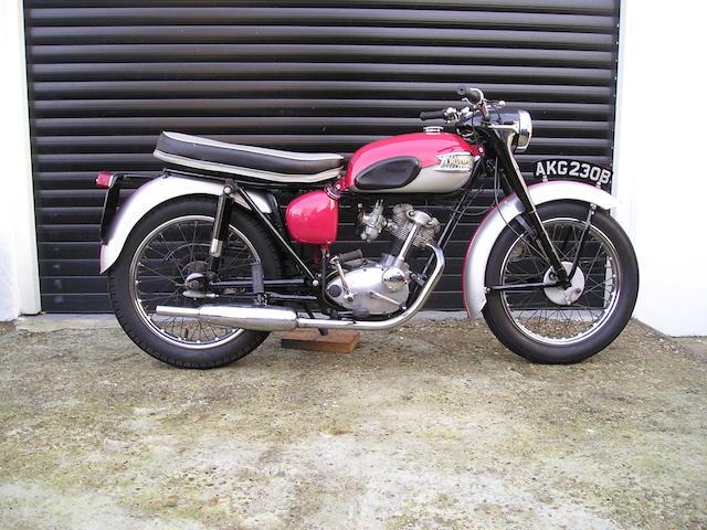 1964 Triumph 200cc Tiger Cub