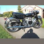 1955 Vincent 998cc Black Shadow Series D