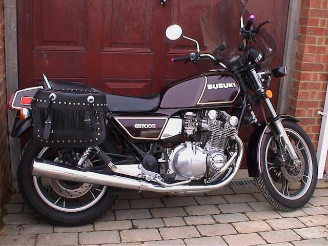 1982 Suzuki GS1100G