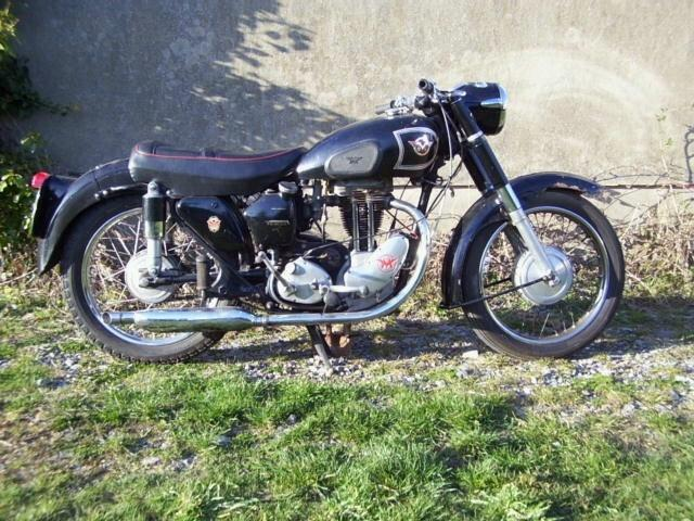 1955 Matchless 348cc G3L