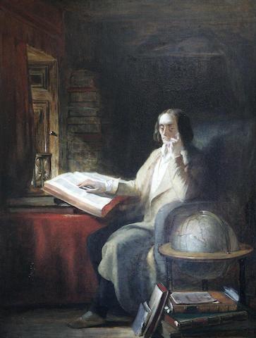 (1803-1869) 63 x 48cm (25 x 19ins)