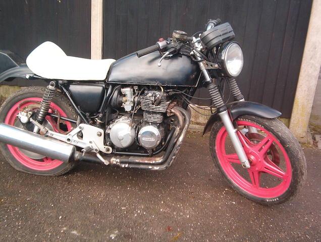 c.1976 Honda CB400F