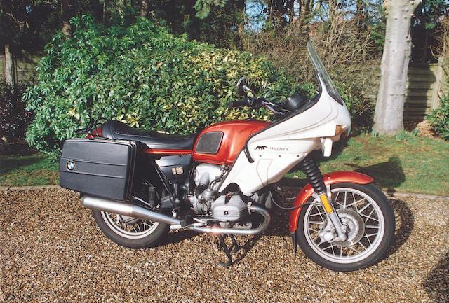 1980 BMW 800cc R80/7