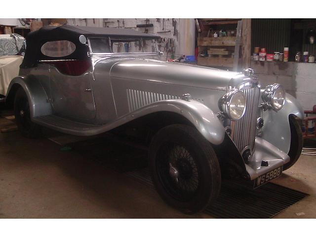 1934 Lagonda