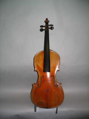 A German Violin circa 1900 (3)