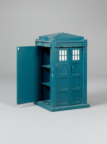 Dr. Who Tardis Prototype cabinet