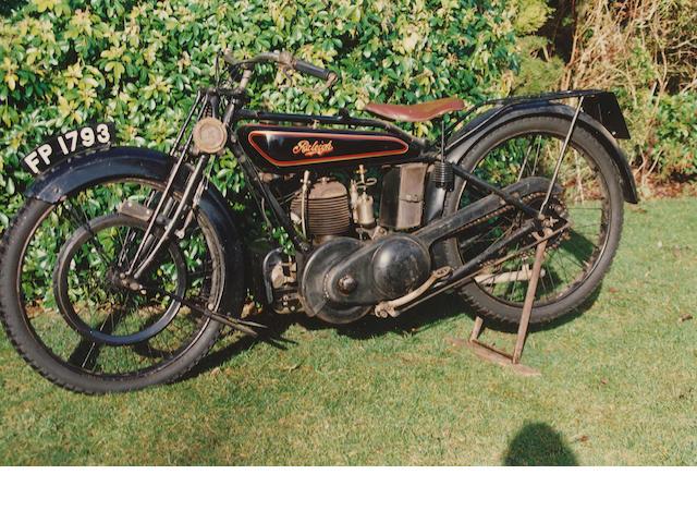1926 Raleigh 349cc Model 16
