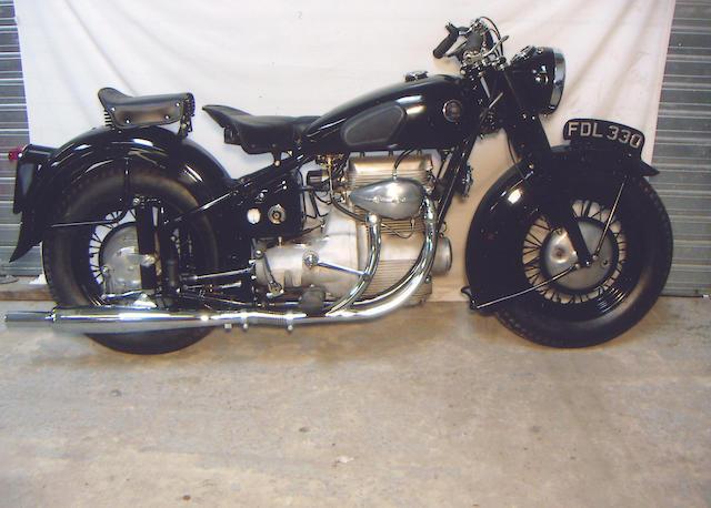 1948 Sunbeam 489cc S7