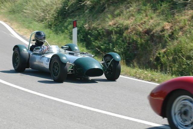 The Ex-Mike Pilbeam, Tony Gould,1959-61 Pilbeam Dingo 1172 Formula Racer  Chassis no. 1