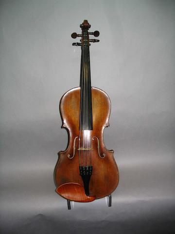 An English Violin  circa 1790 (5)
