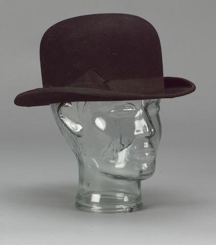 'Clockwork Orange', 1971: a bowler hat,