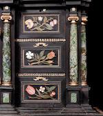 17th Century Augsburg Cabinet