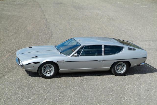 Bonhams 1970 Lamborghini Espada Coupe Chassis No 8514 Engine No
