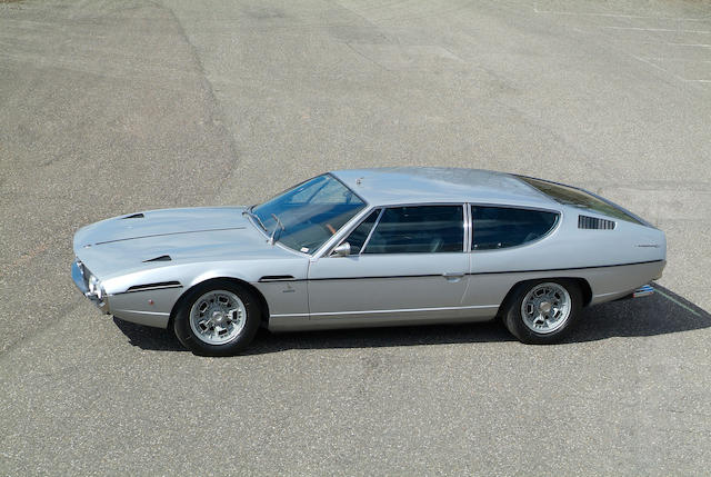1970 Lamborghini Espada Coupé  Chassis no. 8514 Engine no. 40703