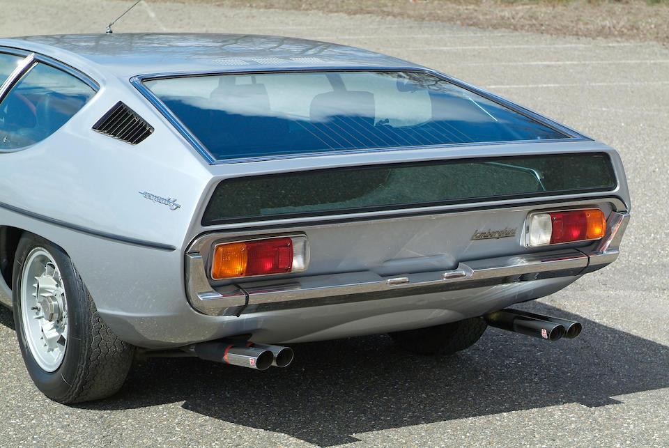 1970 Lamborghini Espada Coupé  Chassis no. 8514 Engine no. 40703