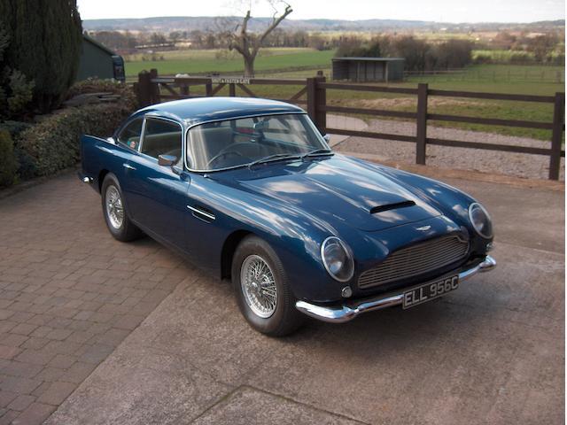 1965 Aston Martin DB5,