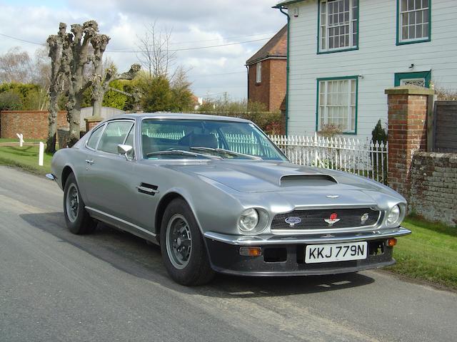 1975 Aston Martin V8 Saloon  Chassis no. V8/11345/RCA Engine no. V/540/1345
