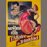 Affair in Trinidad 1952 French Grande