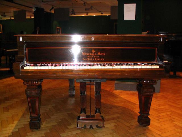 Steinway No. 87122 (circa 1898)