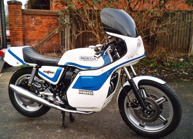 c.1980 Honda CB750 Britain