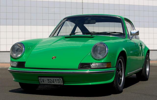 1972 Porsche 911T 2.4  Chassis no. 9113500061 Engine no. 6530113