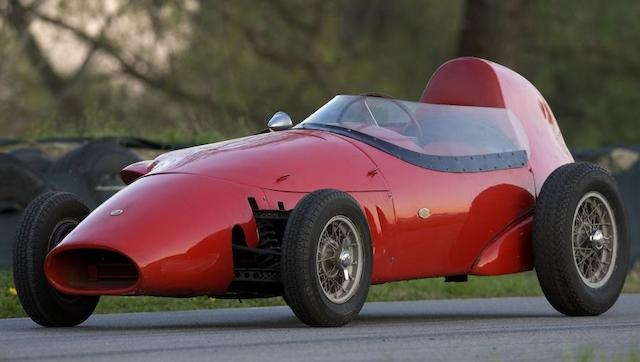 1959 Stanguellini Formula Junior Monoposto  Chassis no. 0002G Engine no. 830212