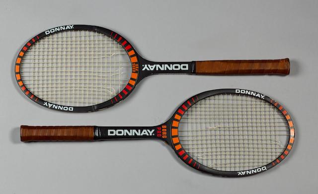 Bjorn's Tennis Racket