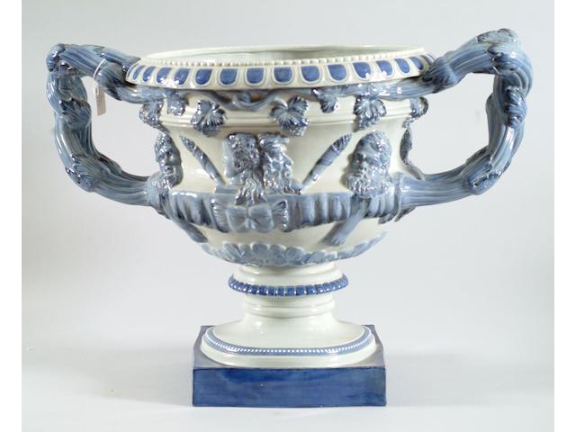 A large Copeland Spode vase