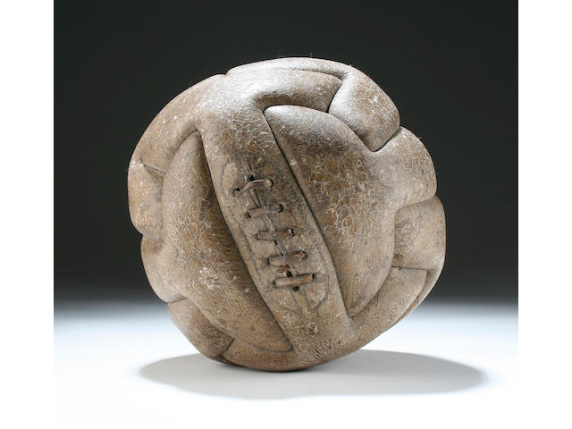 The 1930 World Cup Ball