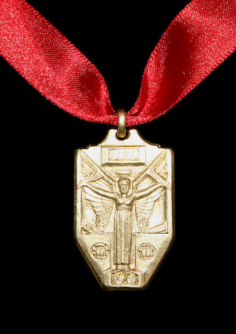 World Cup winner's medal 1950