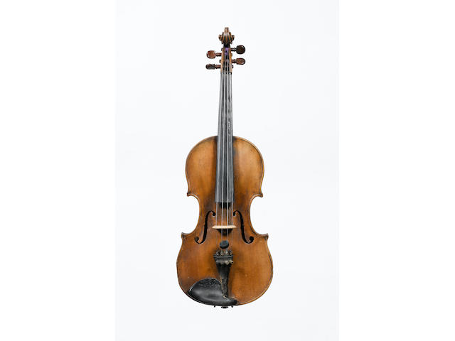 An English Violin circa 1800