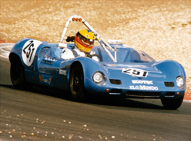 1964 Elva-BMW MK VIIS Sports-Racing Two-Seater  Chassis no. 70P/024
