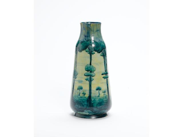'Hazledene' A Vase