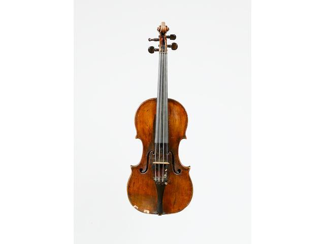 A fine and rare Italian Violin by Nicolas Amati  Cremona, 1631.