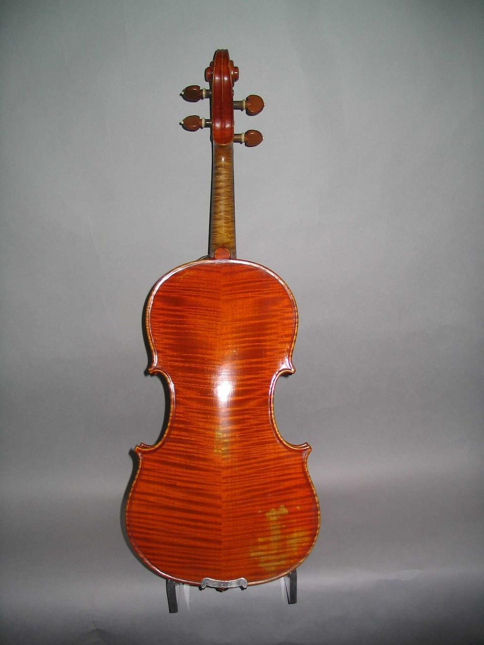 A good contemporary Violin