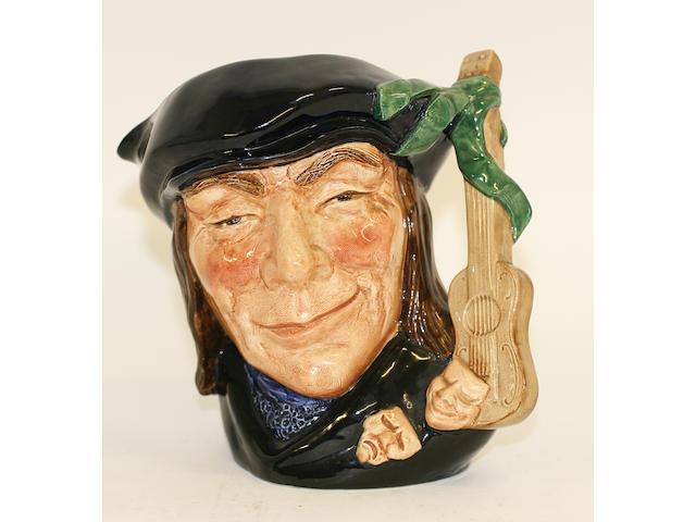 A Royal Doulton character jug 'Scaramouche'